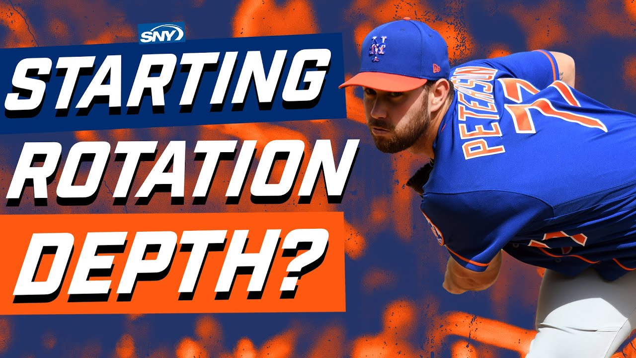 Can David Peterson give the Mets rotation depth Baseball Night in New York SNY - Can David Peterson give the Mets rotation depth?   Baseball Night in New York   SNY