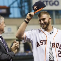 FANTASY BASEBALL PROSPECT: HOUSTON ASTROS FIRST BASEMAN, A.J. REED