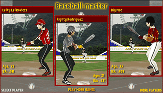 baseball master game online