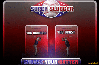 super slugger baseball game