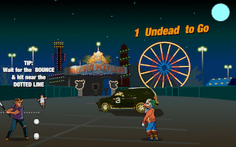 zombieland flash game