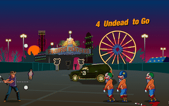 zombieland game online