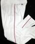 Red Socks Majestic White