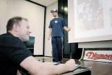 Kurzvortrag über die Beziehung zwischen Spieler und Trainer