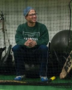Indoor Batting Cage @Evope