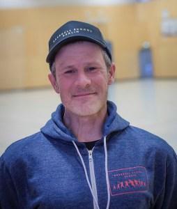 Coach Alexander Matuschewski 2015 beim IOB