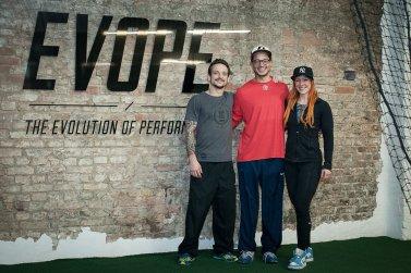 Das Evope Performance Center von Jenny und Matthias