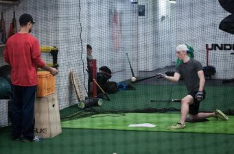 Hitting Mechanics - Individual Training