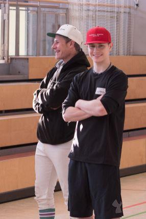 Kyle und Alex