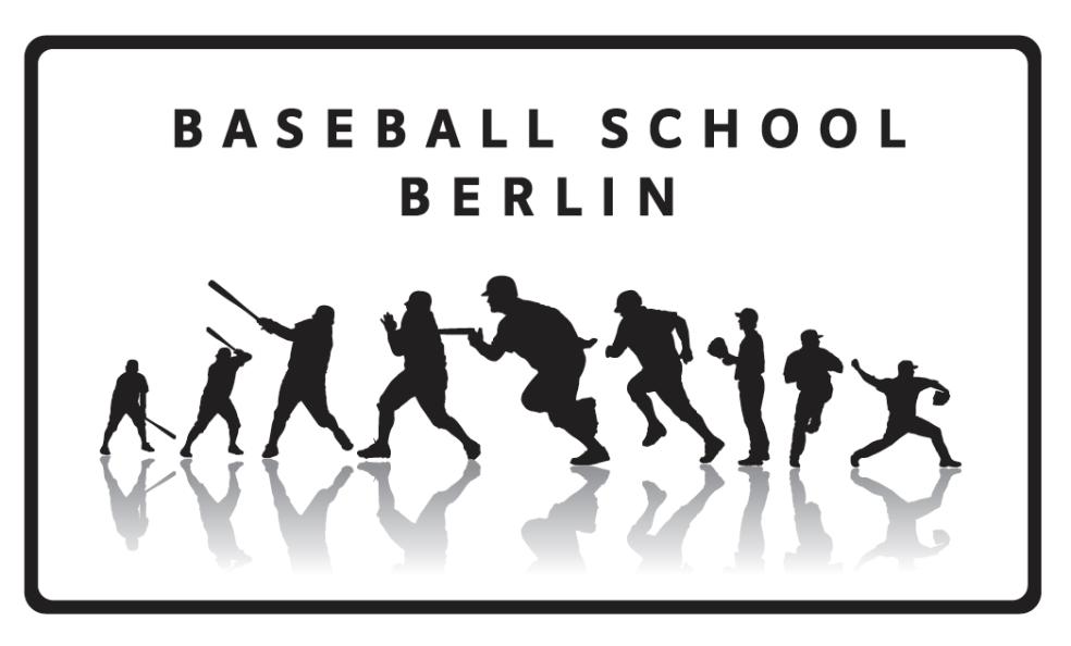 Foto Baseball School Berlin Logo