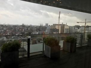 Top Floor Lindner Hotel