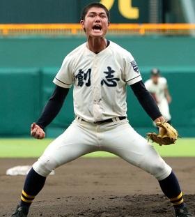 阪神タイガース ドラフト1位 西純矢 インタビュー 2019.10.19