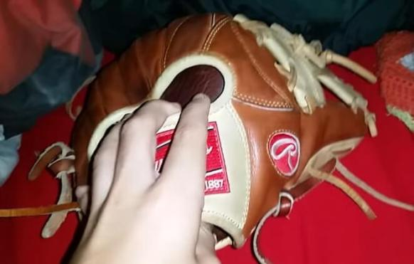How To Flare A Baseball Glove - Step by Step