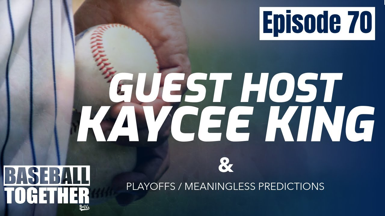 Podcast Episode Seventy: MLB Division Series Preview