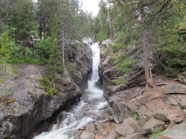 Rocky Mountain National Park - Chasm Falls