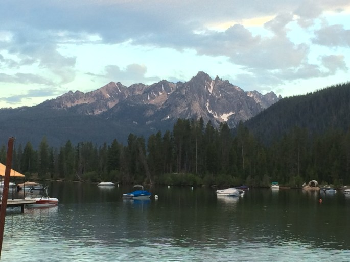 Wild West Summer Vacation 2020 ~ Redfish Lake, Stanley ID