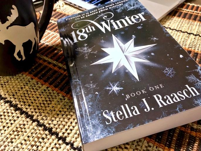 18th Winter Book