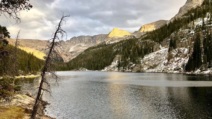 Lake Verna, Rocky Mountain National Park