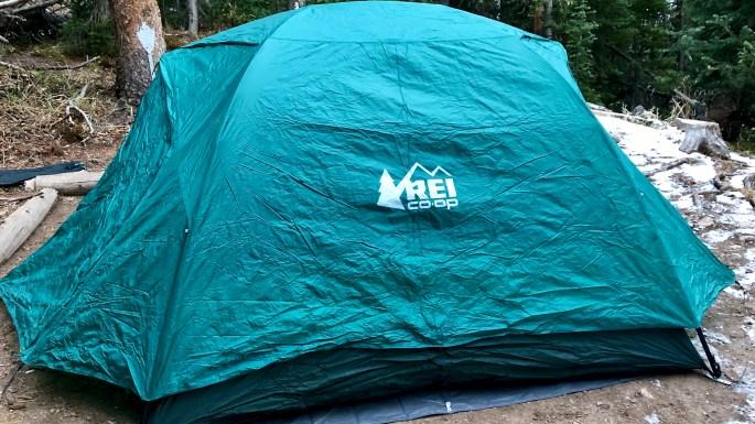 REI Half Dome 3 Plus Tent