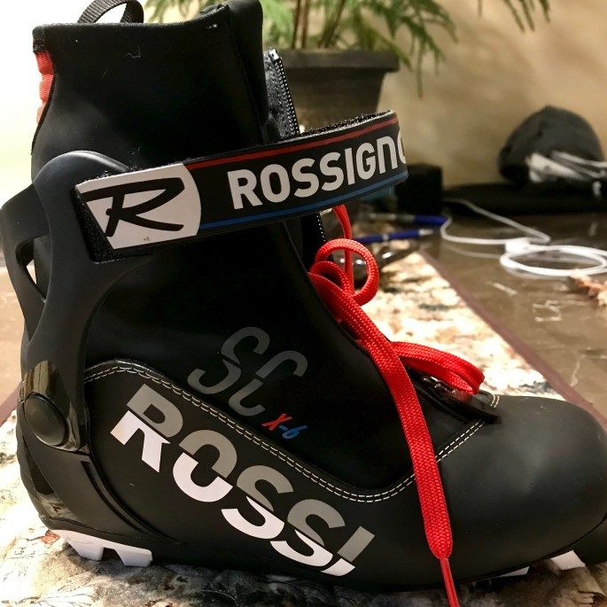 Rossignol X-6 SC Combi Cross Country Ski Boot