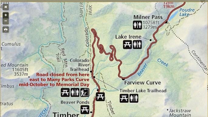 Trail Ridge Road ~ RMNP