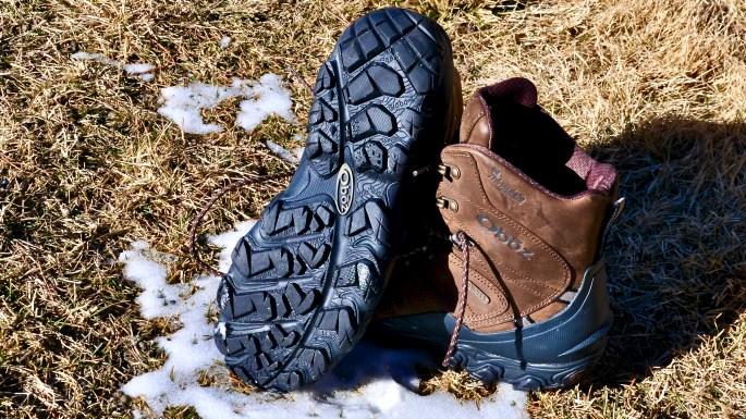 Obóz Granite Peak Outsole - Winterized