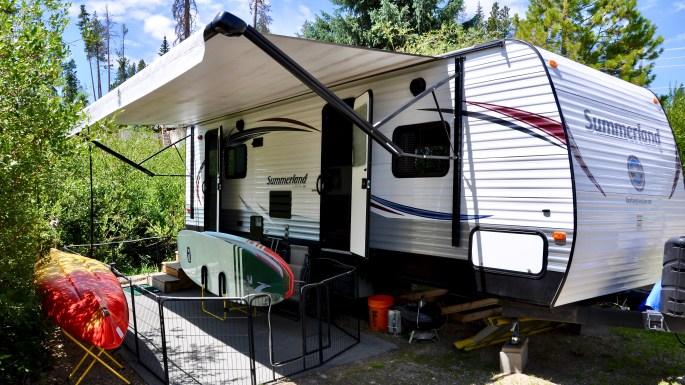 Base Camp @ Grand Lake