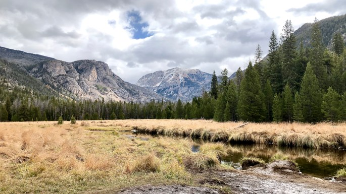 National Park Week, Rocky Mountain National Park, East Inlet