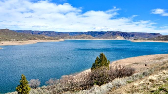 Southwest Colorado Adventure ~ Blue Mesa Reservoir