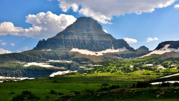 Great Montana Adventure, Logan Pass, Glacier National Park