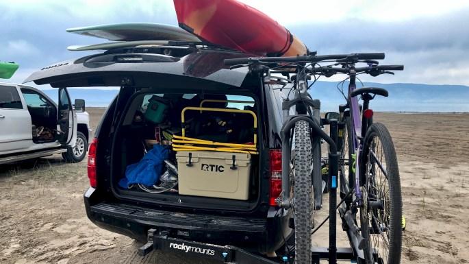 Utah & Wyoming Windy Adventures ~ Bear Lake, Utah/Idaho