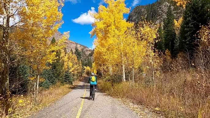 POTW: Amongst the Fall Colors