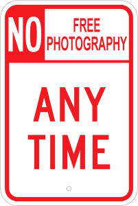 no-free-photography