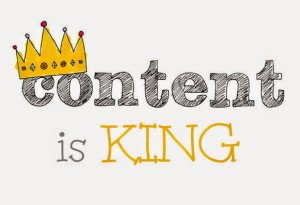 Content has always been king (Source: Wikimedia Commons)