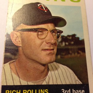 1964 Topps #270 Rich Rollins