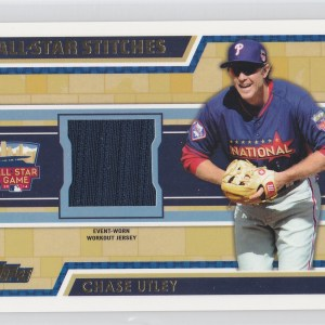 2014 Topps Update All-Star Stitches Chase Utley