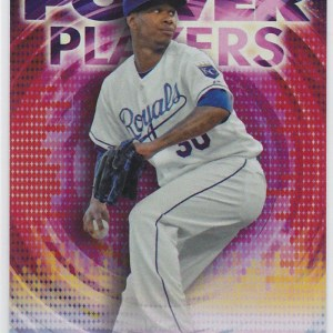 2014 Topps Update Power Players Yordano Ventura