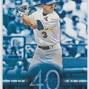 2015 Topps Free Agent 40 Alex Rodriguez