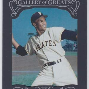 2015 Topps Gallery of Greats Roberto Clemente