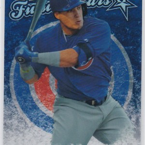 2015 Topps Chrome Future Stars Javy Baez