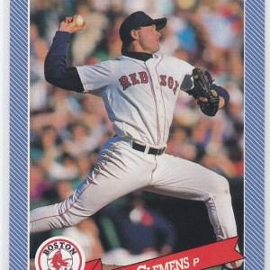 1993 Hostess Baseball Roger Clemens