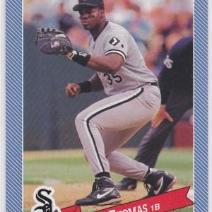 1993 Hostess Baseball Frank Thomas