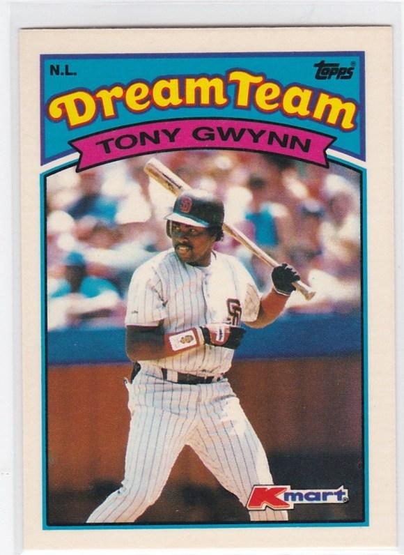 1989 K-Mart Dream Team Tony Gwynn
