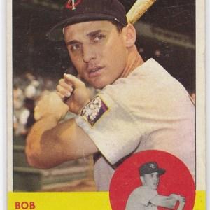 1963 Topps Bob Allison