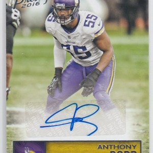 2016 Prestige Autographs Anthony Barr