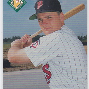 1991 Fleer Ultra Chuck Knoblauch