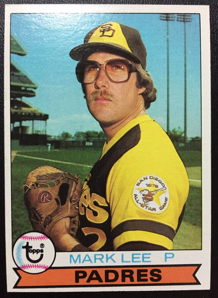 1979 Topps #138 Mark Lee