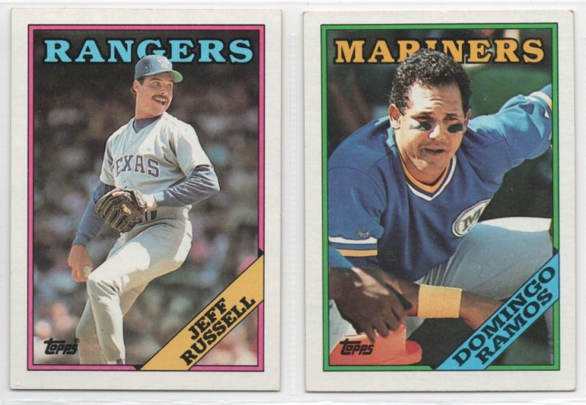 1988 Topps Set Needs