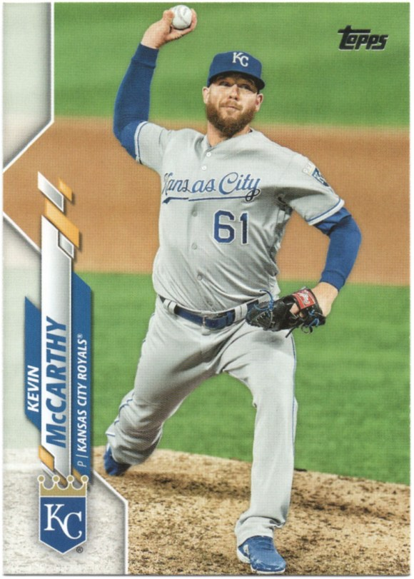 2020 Topps #331 Kevin McCarthy