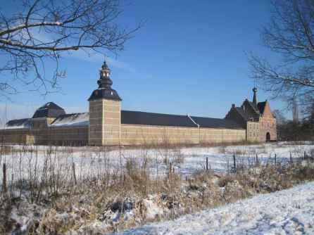 Herkenrode Abbey in Hasselt